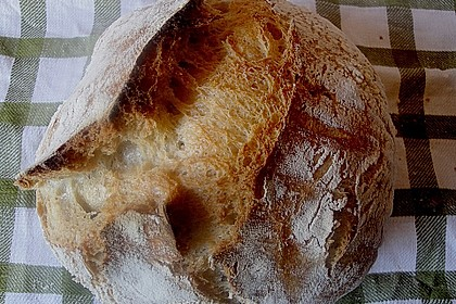 No Knead Bread 75