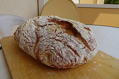 No Knead Bread 88
