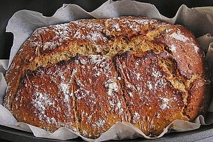 No Knead Bread 13