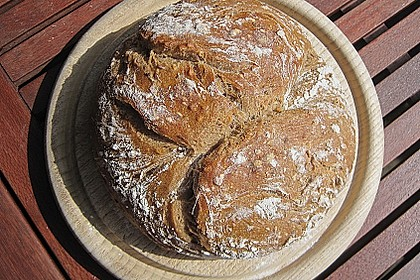No Knead Bread 22