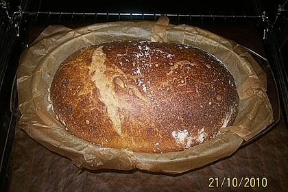No Knead Bread 159