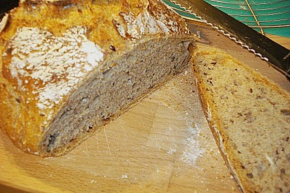 No Knead Bread 200