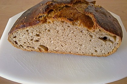 No Knead Bread 165