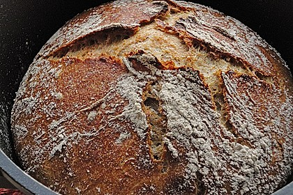 No Knead Bread 16