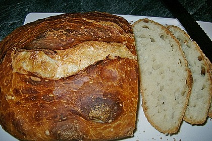 No Knead Bread 91