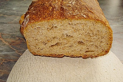 No Knead Bread 170