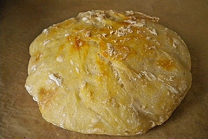 No Knead Bread 134