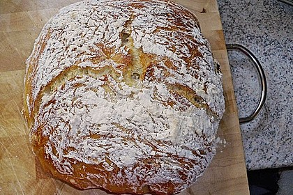 No Knead Bread 140