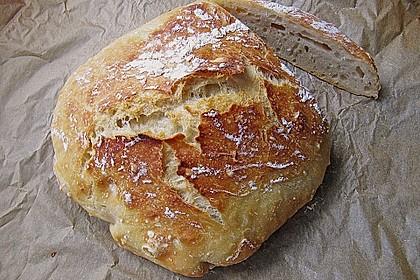 No Knead Bread 49