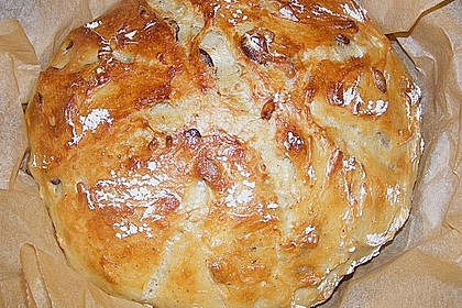 No Knead Bread 75