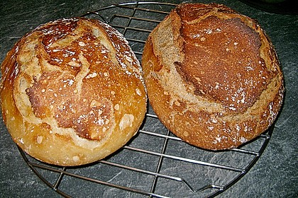 No Knead Bread 25