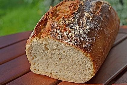 No Knead Bread 112