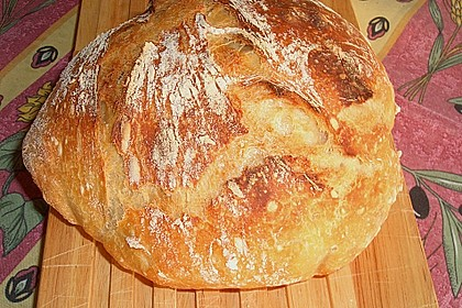 No Knead Bread 12