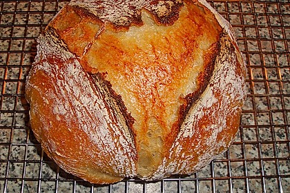 No Knead Bread 136