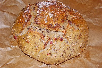 No Knead Bread 111