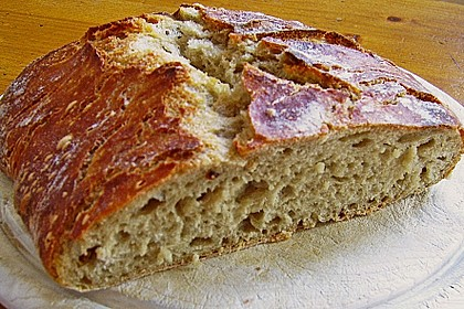 No Knead Bread 142