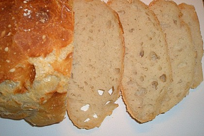 No Knead Bread 252