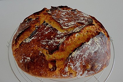 No Knead Bread 17