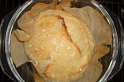 No Knead Bread 201