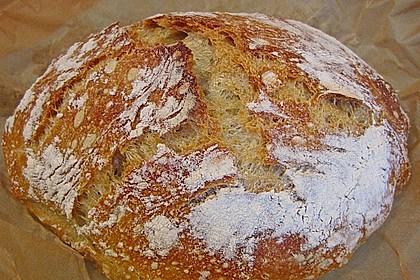 No Knead Bread 62