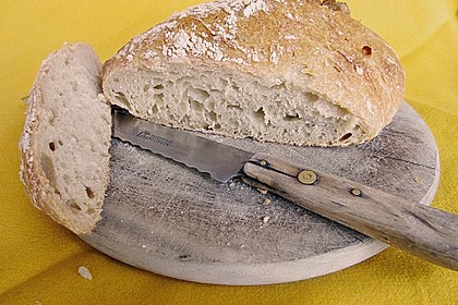 No Knead Bread 70