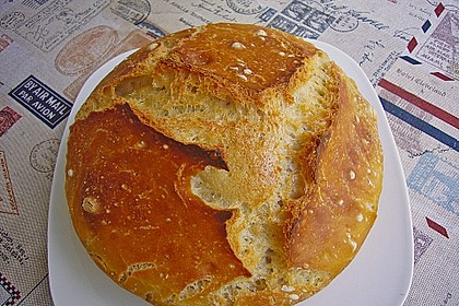 No Knead Bread 4