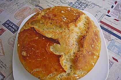 No Knead Bread 6