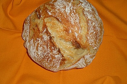 No Knead Bread 174