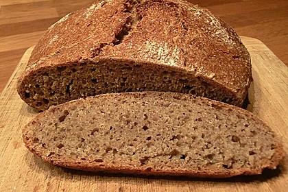 No Knead Bread 134