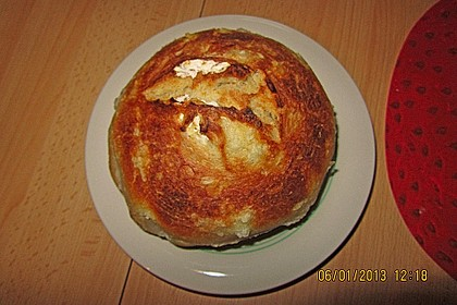 No Knead Bread 235