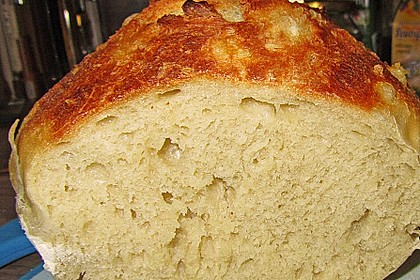 No Knead Bread 100
