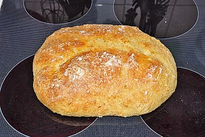 No Knead Bread 157