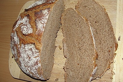 No Knead Bread 128
