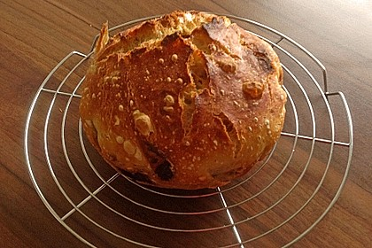 No Knead Bread 113