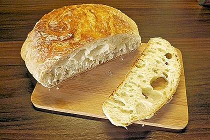 No Knead Bread 59
