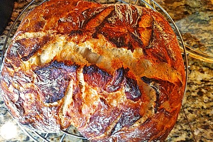 No Knead Bread 168