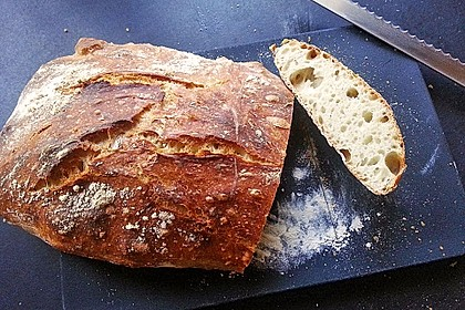 No Knead Bread 38