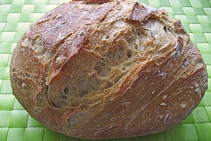No Knead Bread 56