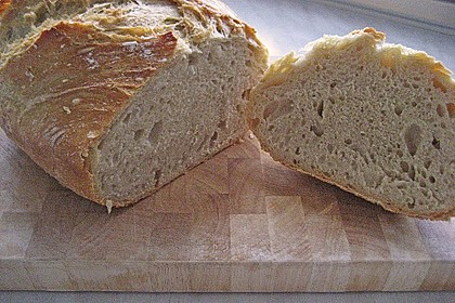 No Knead Bread 160