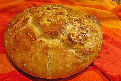 No Knead Bread 112