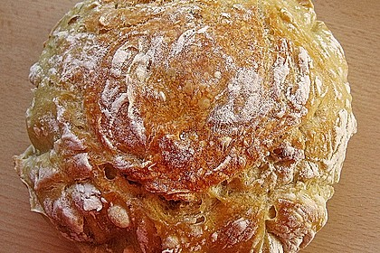 No Knead Bread 0