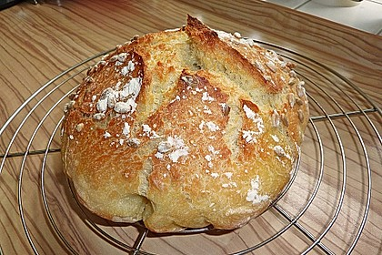 No Knead Bread 50