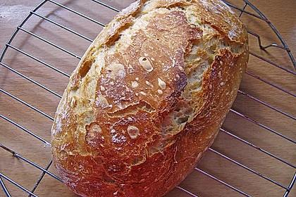 No Knead Bread 10