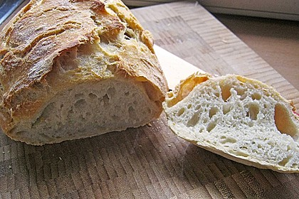 No Knead Bread 11