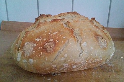 No Knead Bread 72