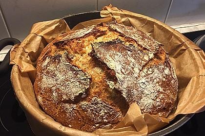 No Knead Bread 7