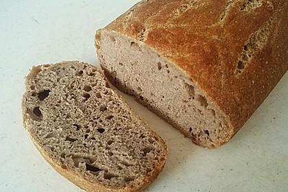No Knead Bread 114