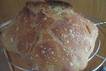 No Knead Bread 258