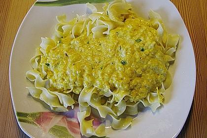 Zucchini - Nudelsauce (Bild)