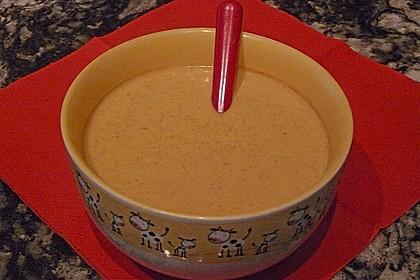 Fondue - Grill - Sauce 'Curry - Banane' 4